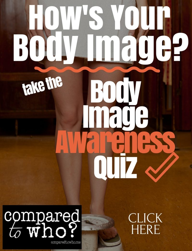 Body Image Awareness Quiz