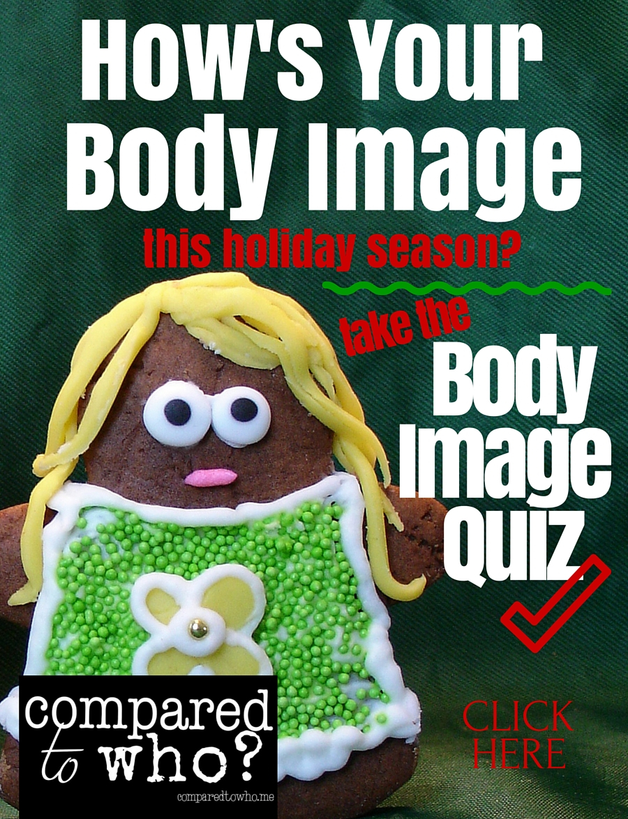 Body Image Awareness Quiz