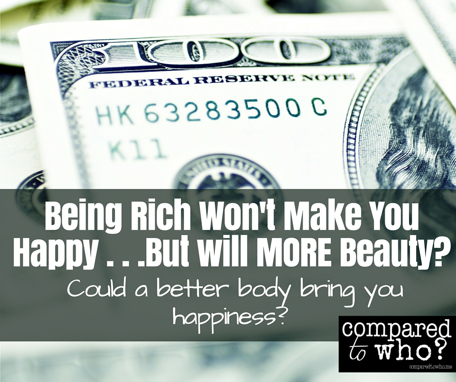 What Do Beauty and Money Have in Common?