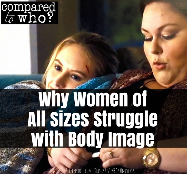 Why Women With All Body Types Struggle With Body Image Issues
