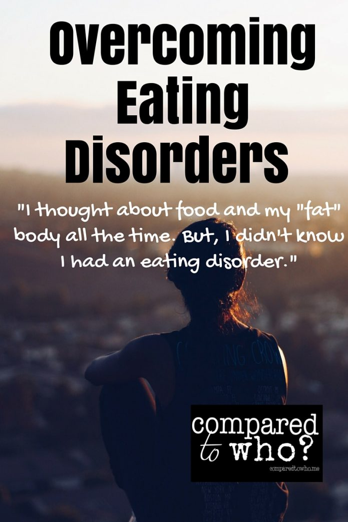 Christian help for eating disorders for women who struggle and don't even know it!