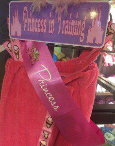 Princess Sash Compared to Who