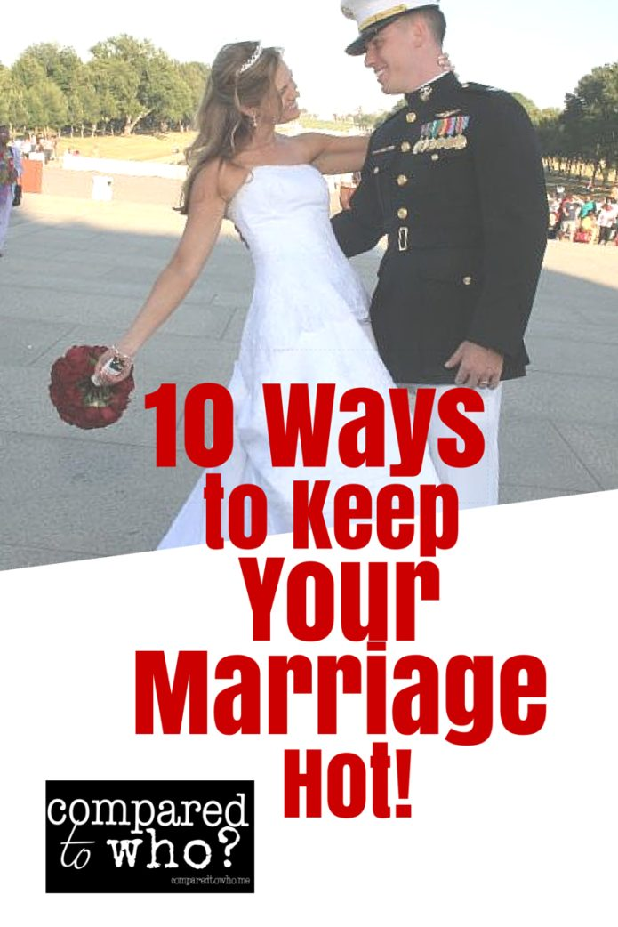 how to keep a marriage