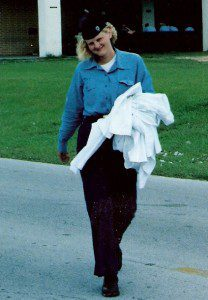 In my early twenties I was in ship shape.