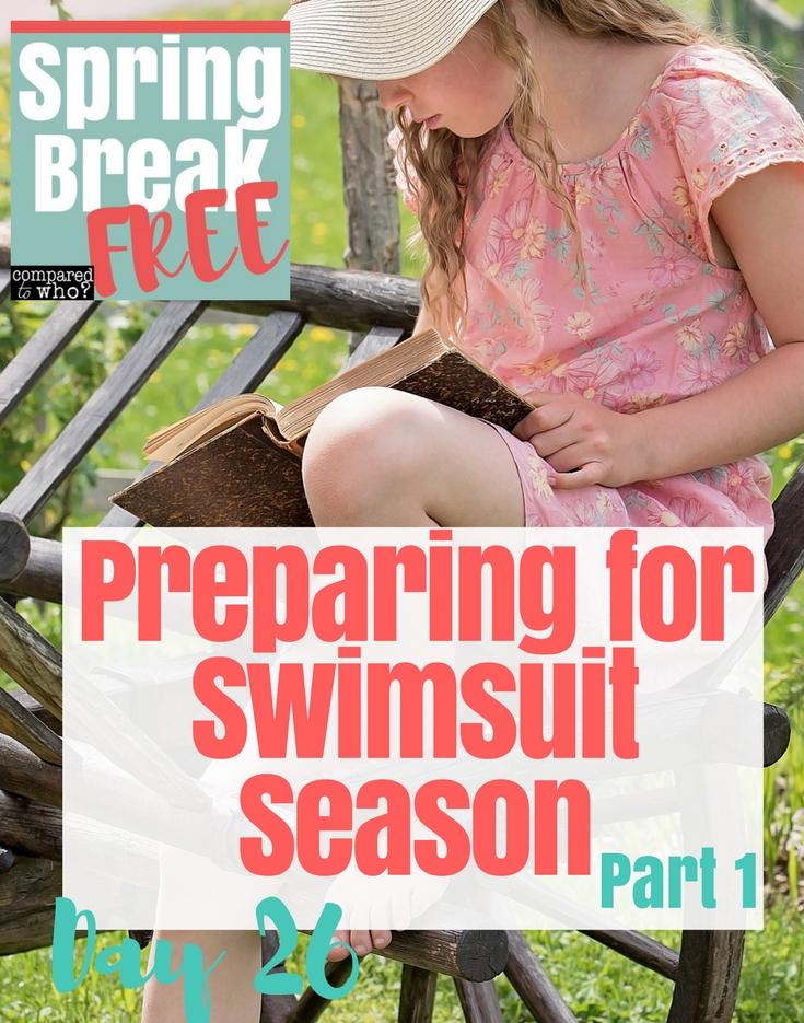 Preparing for Swimsuit Season Spring Break Free Video Body Image Series
