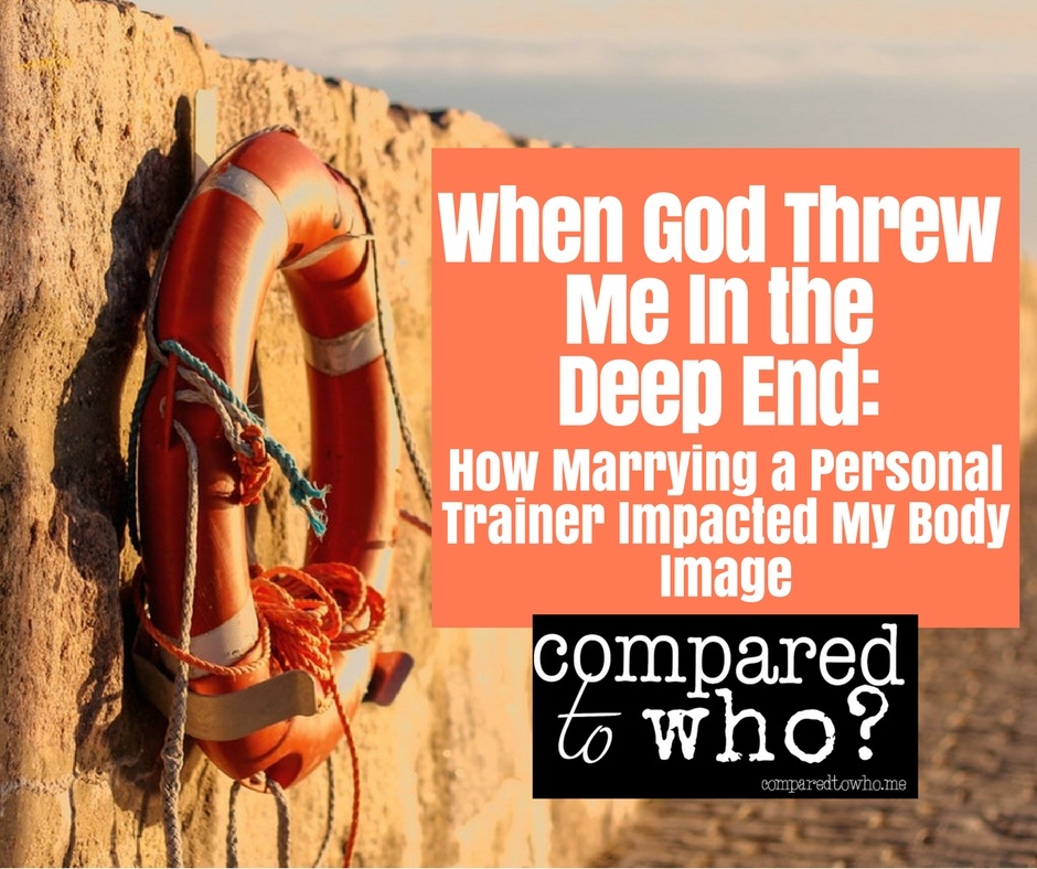 How To Trust When God Throws You in the Deep End