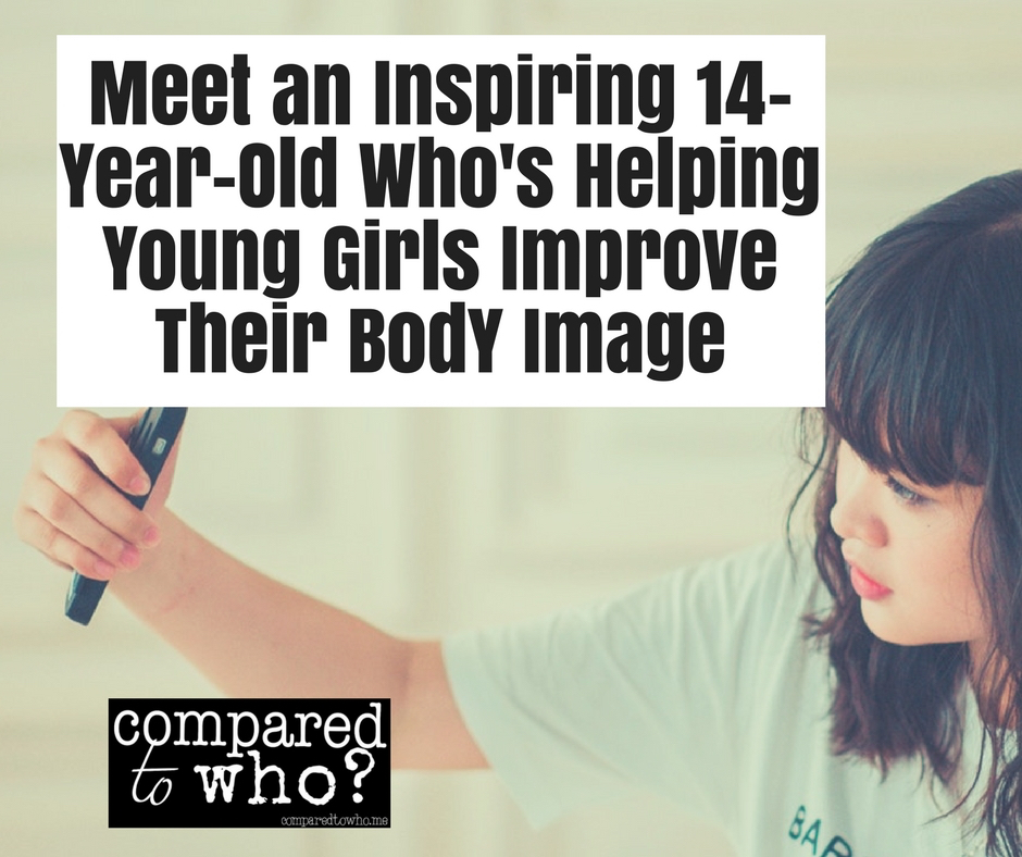 Meet Tiana: A Inspiring 14-Year-Old Helping Girls Who Struggles with Body Image