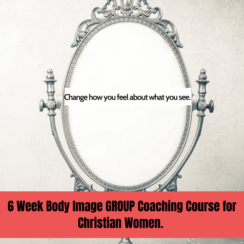 christian online body image course