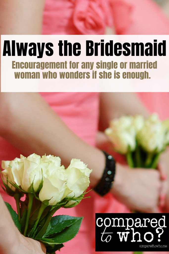 Christian woman who doesn't feel like bride of christ or chosen