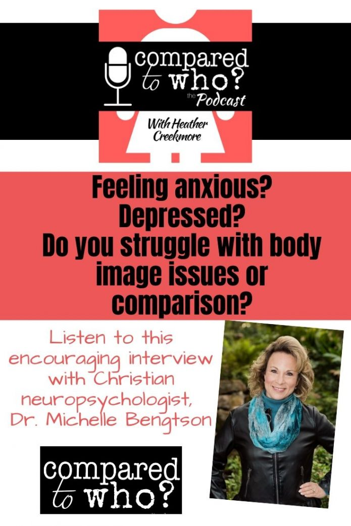 Christian podcast about anxiety and depression