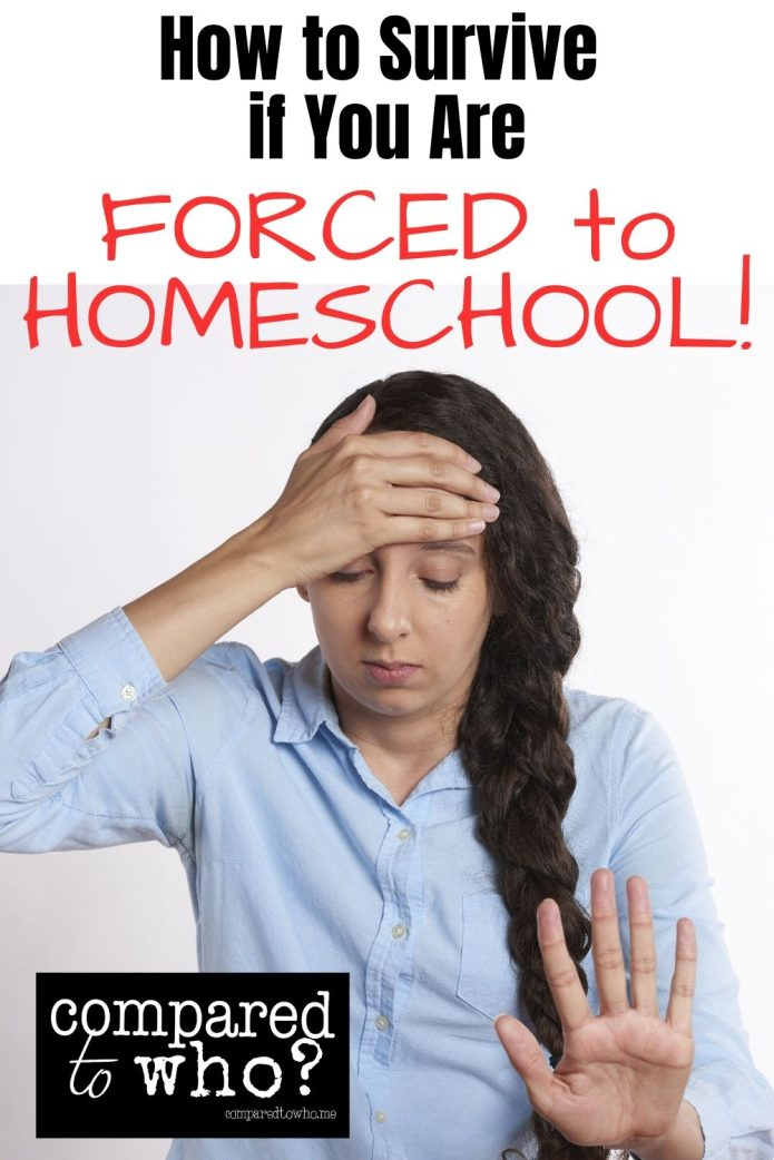 scared to homeschool or fearful of homeschooling