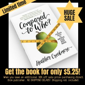 book on sale cheap Compared to Who