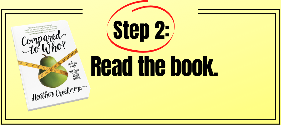 step 2 read the book compared to who