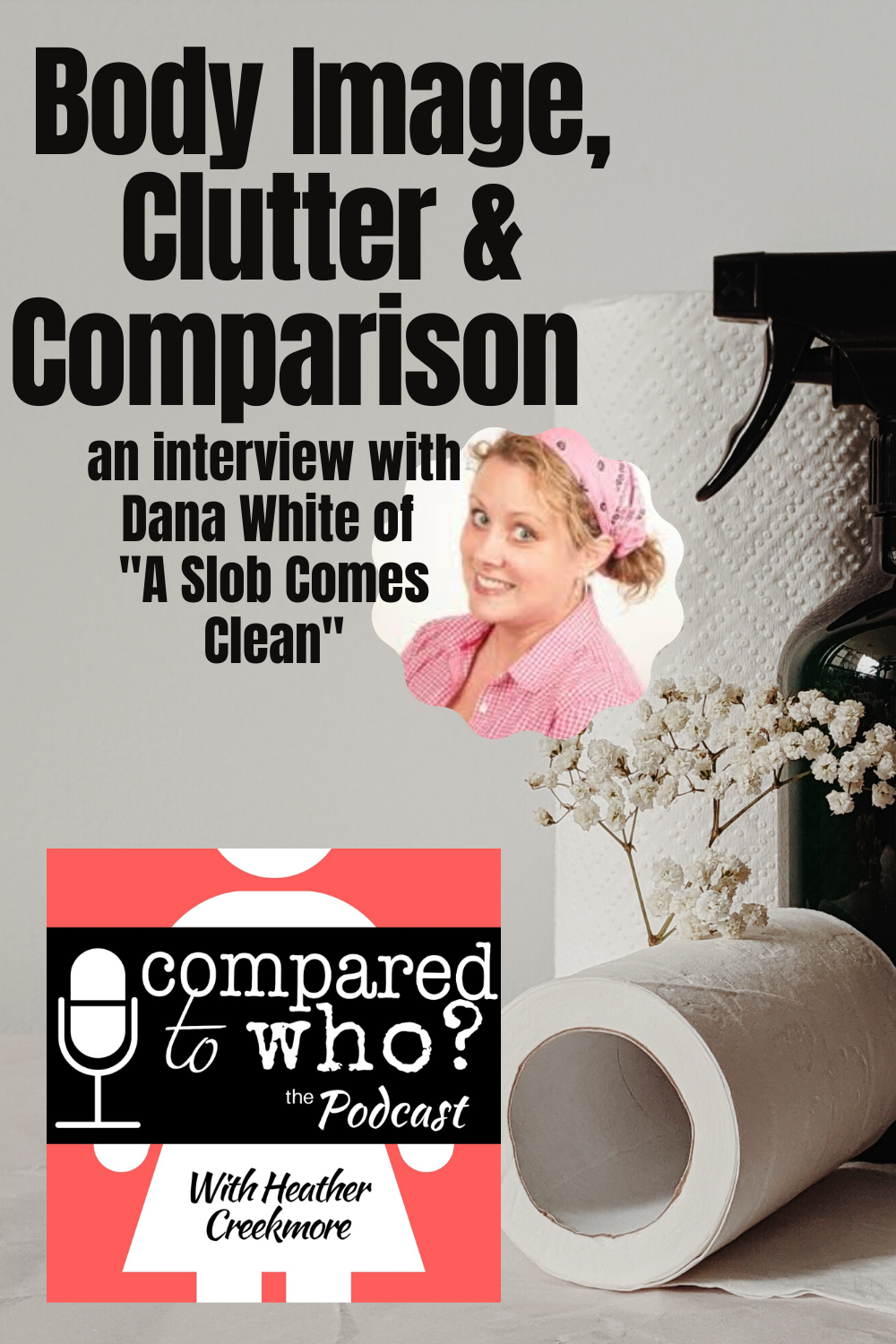 Does clutter and body image and comparison have a connection?