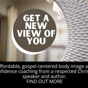 christian body image coaching