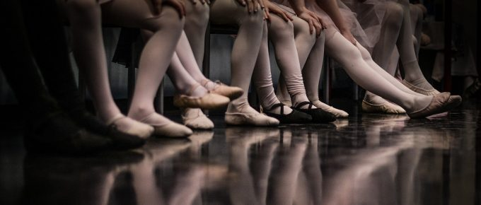 ballet, girls, feet