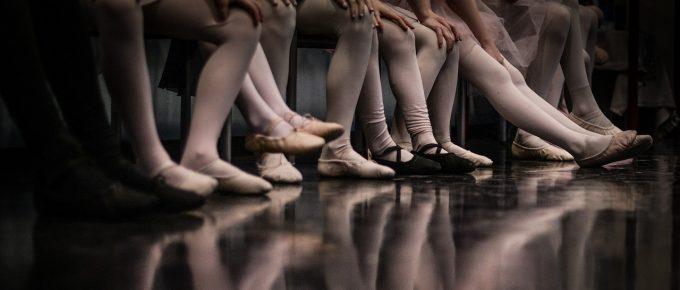 ballet, girls, feet