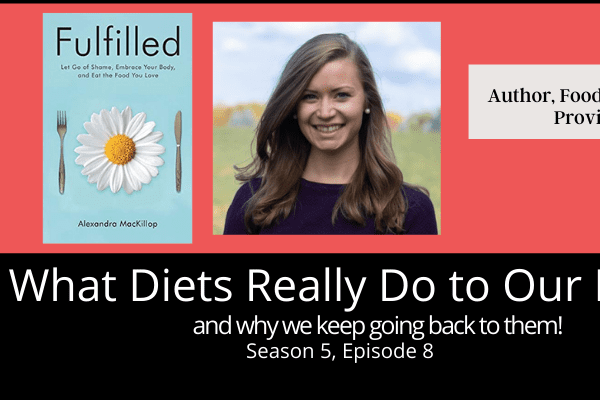 what dieting does to your body