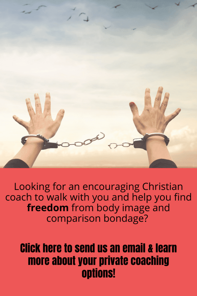 christian body image coaching