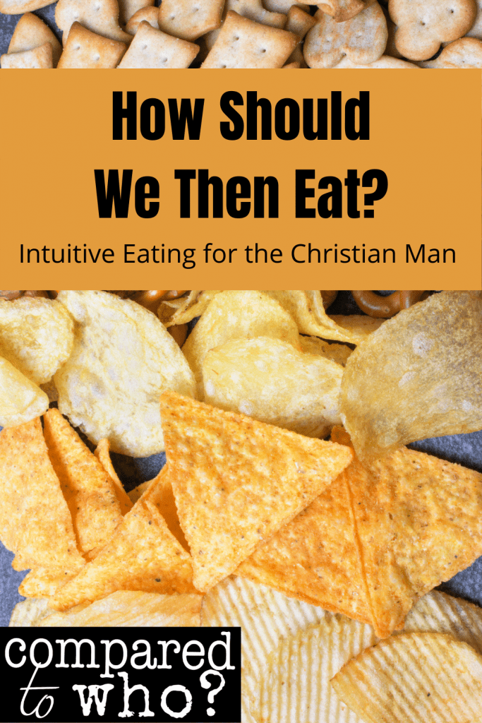 intuitive eating for christian men