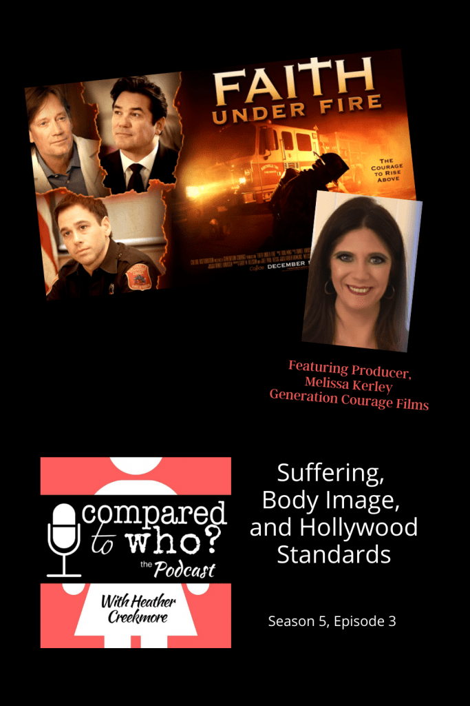 podcast: suffering, body image and hollywood standards with melissa kerley