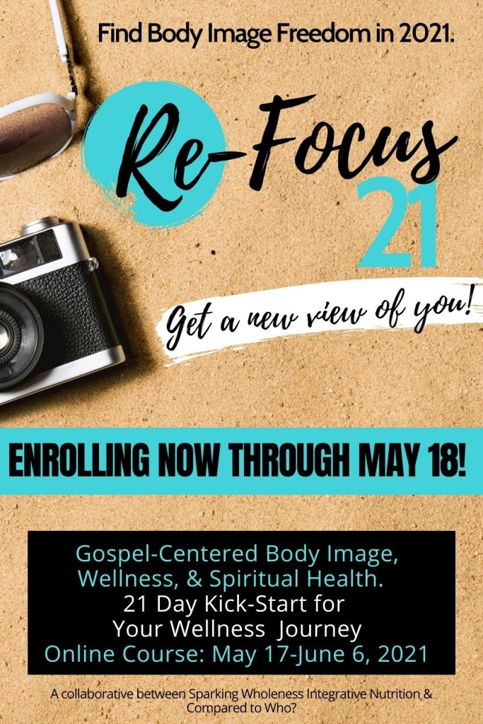 Christian body image course