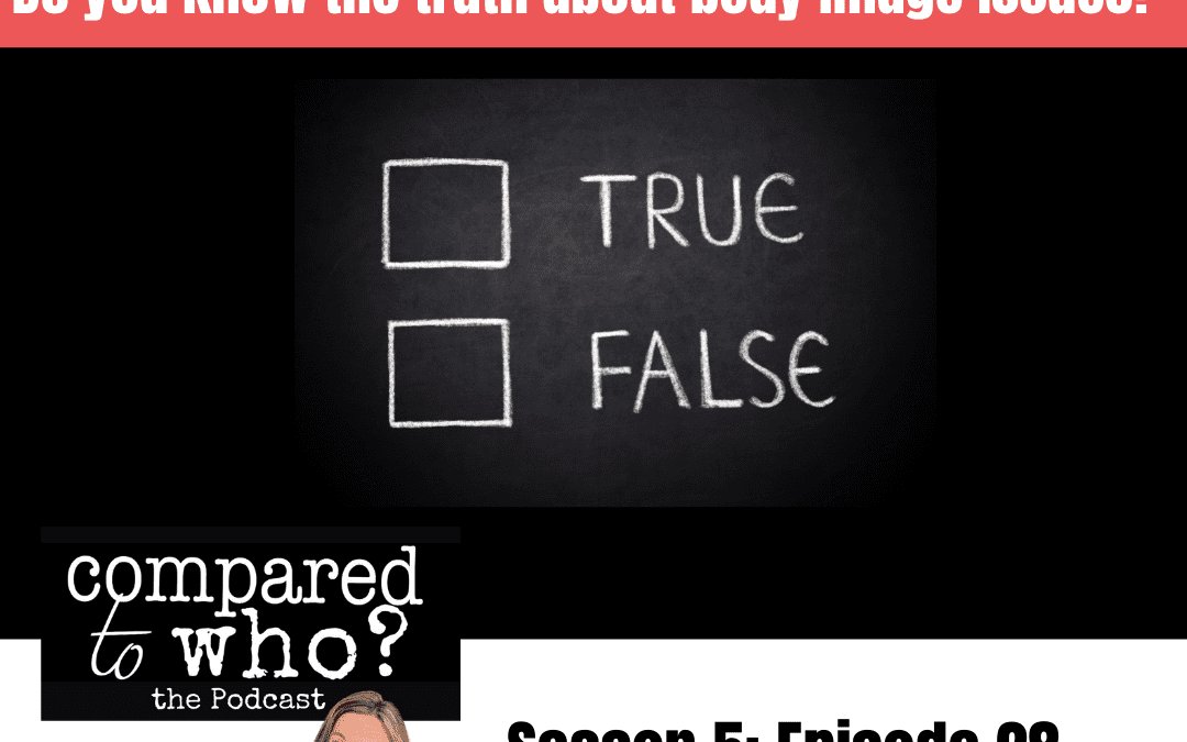 Podcast: Body Image–Separating Facts from Fiction of Culture