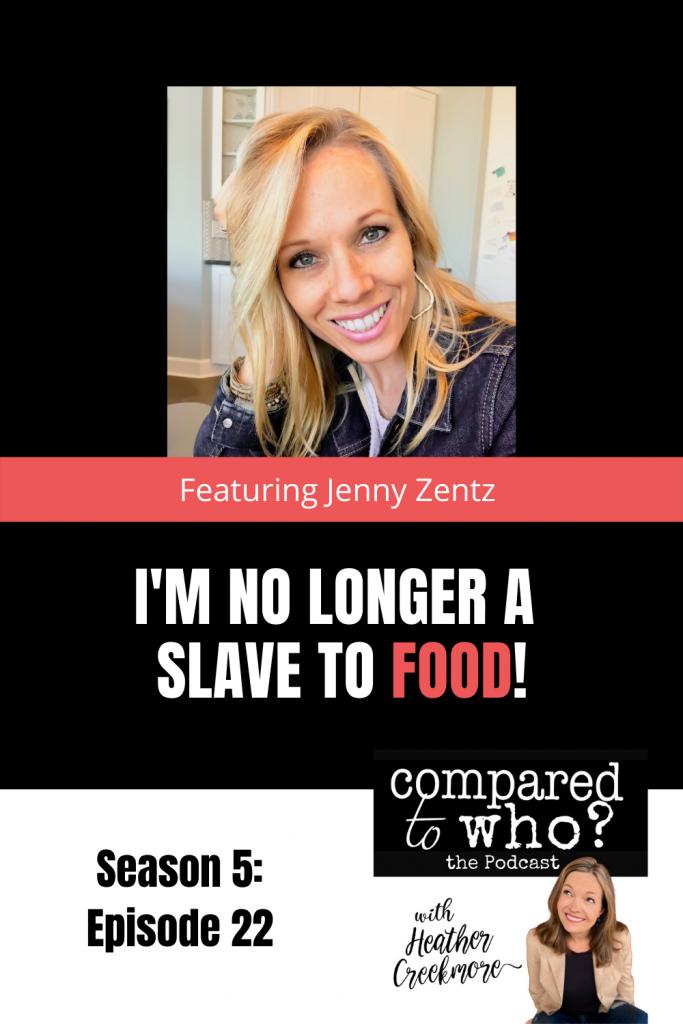 Podcast: I'm no longer a slave to food