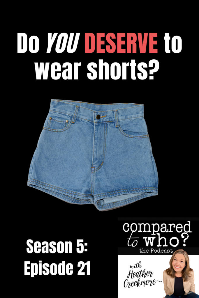 Podcast: Do you deserve to wear shorts?